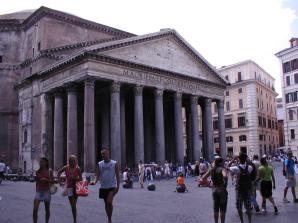 162-Rome_Pantheon_exterior