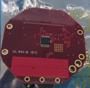 Control Board - Back