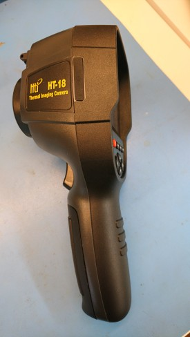 HT-18 Thermal Imaging Camera