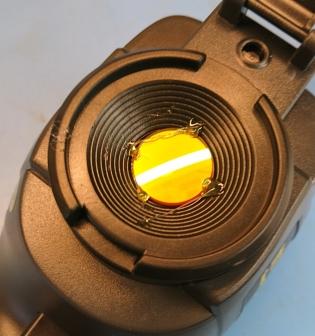 Macro lens mount